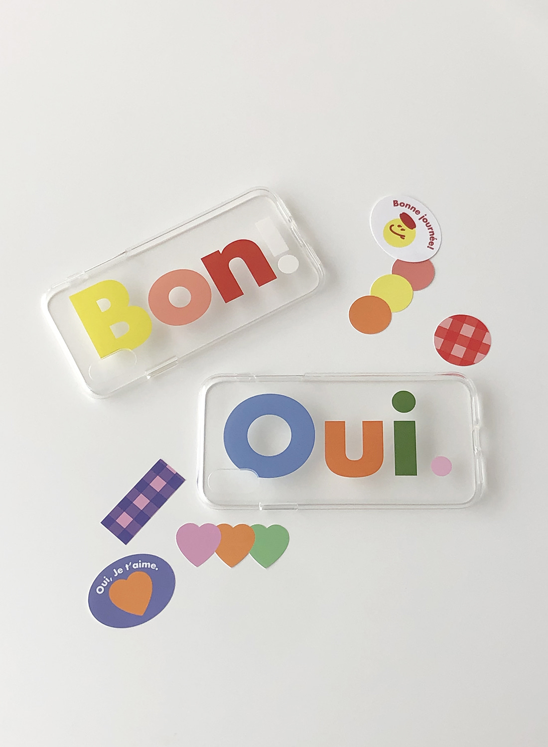 Bon&Oui Case Set