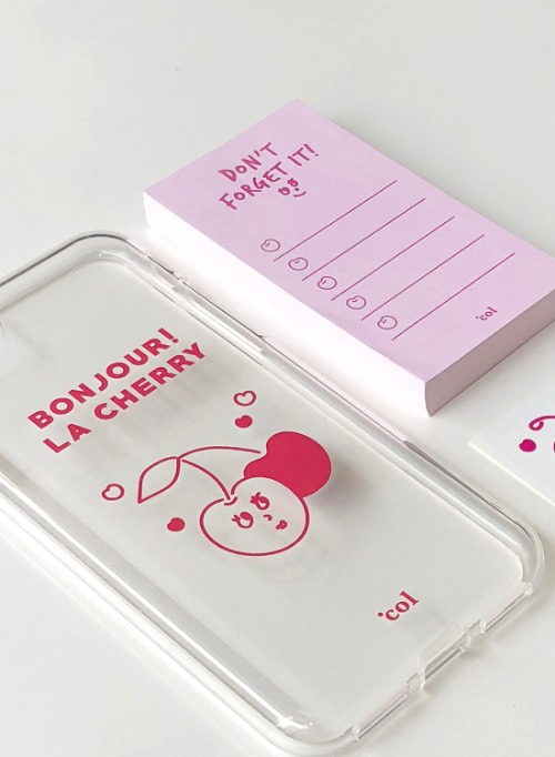 [세트상품] La cherry Case Set